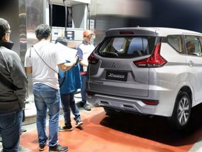 The Mitsubishi Xpander 2018 netted approximately 23km/L during an eco test