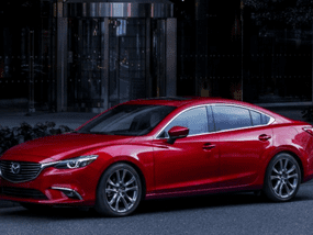 Mazda 6 2018 shows the Japanese car maker still cares about diesel engine