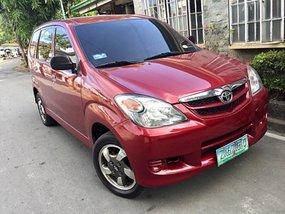 Toyota Avanza 1.3 2008 MT for sale