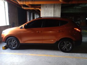 Hyundai Tucson 2015 excellent condition