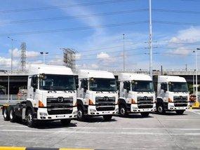 Hino Motors Philippines launches Euro-4-standards heavy-duty trucks