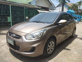 For sale Hyundai accent 2012(Gas 1.4)