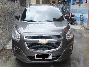 For sale 2014 Chevrolet Spin LTZ