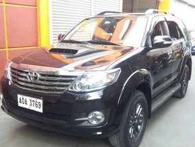 2015 Toyota Toyota Fortuner for sale