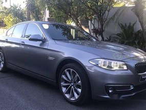 Well-maintained BMW 520d 2017 for sale