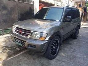 For Sale or Swap MITSUBISHI Montero US version 2001 model