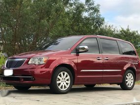 2013 Chrysler Town and Country AT 2012 2014 Carnival Alphard Odyssey