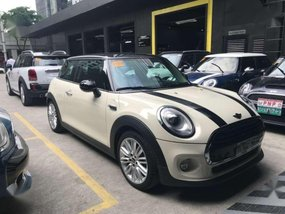 2017 Mini Cooper 3 Door Hatch For Sale