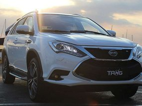 BYD Tang 2018 - 1st plug-in hybrid of BYD PH rolled out