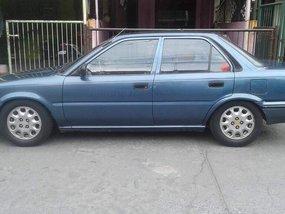 Toyoto Corolla xe small body 1990