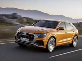 All-new SUV Audi Q8 2019: Production version photo surfaced online