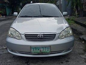 Toyota Altis 2004  1.6 E Automatic Tranmission
