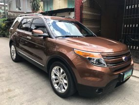 Ford Explorer 4*4 limited 2012 for sale