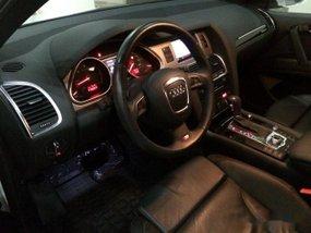 Audi Q7 2012 Diesel Manual Beige