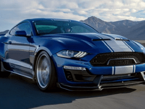 Ford Mustang Shelby Super Snake 2019 out in the US, priced at $113,445
