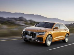 Audi Q8 2019 - First-ever coupe-SUV model of the brand released