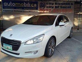 2012 Peugot 508 22H Automatic Automobilico SM City Bicutan