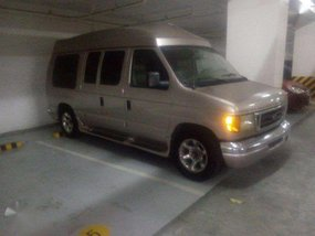 Ford E 150 2003 Chateau Wagon Excellent For Sale