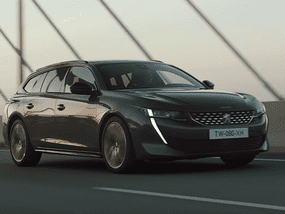 Peugeot 508 SW 2019 unveiled, adding a station wagon to the 508 lineup