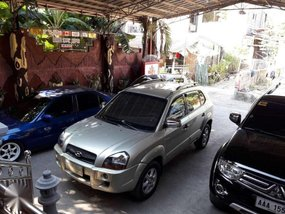 Hyundai Tucson 2005 crdi diesel for sale