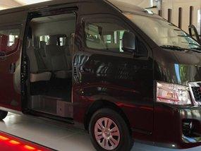 Sure Autoloan Approval  Brand New Nissan Urvan 2018