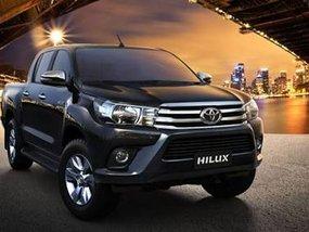100% Sure Autoloan Approval Toyota Hillux 2018