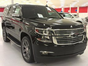 Sure Autoloan Approval  Brand New Chevrolet Tahoe 2018