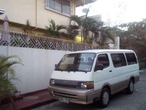 1996 Toyota Hiace Commuter For sale