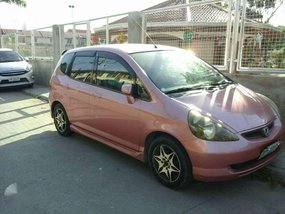 Honda Fit 2002 Automatic Pink For Sale