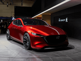 Mazda 3 2019 to debut at 2018 Los Angeles Auto Show