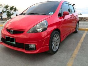 Honda Fit (Red) 2007 FOR SALE