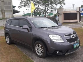 2012 Chevrolet Orlando LT 1.8L AT For Sale (SOLD)