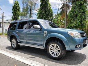 2014 Ford Everest TDCI Limited for sale