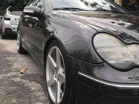 2002 Mercedes Benz C200k Kompressor (REPRICED!)