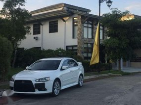 Mitsubishi Lancer GTA 2.0 top of the line Automatic 2016 model