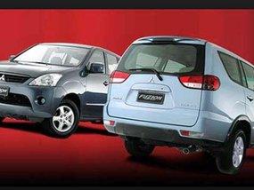2012 Mitsubishi Fuzion For sale
