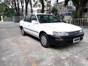 1995 Toyota Corolla XL all original For sale