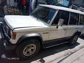 For sale! Mitsubishi Pajero 4x4 diesel