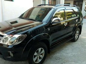 Toyota Fortuner G 2006 FOR SALE