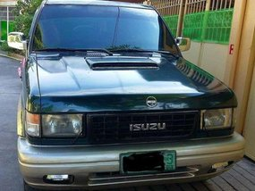 1998 Isuzu Trooper - local diesel for sale