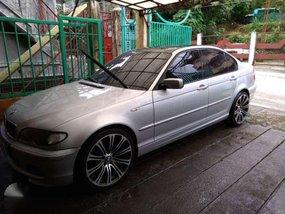 BMW E46 318i MSport 2005 Silver For Sale