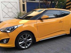 2016 Hyundai Veloster turbo save P450k