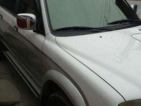 Mitsubishi Strada 4x4 Pick up White For Sale
