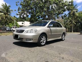 2003 Toyota Corolla Altis 1.8 G AT For sale