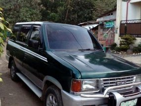 Isuzu Hi-lander 1998 2.5 Diesel Green For Sale