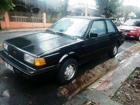 1989 Nissan Sentra coupe exe 2door 100% original PRESERVED