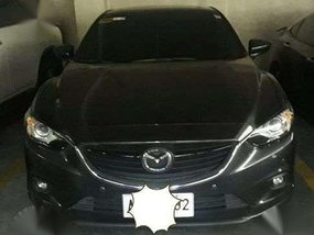 2015 Mazda 6 2.5L GAS AT FOR SALE