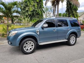 2014 Ford Everest Limited FOR SALE