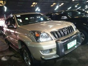 2008 Toyota Landcruiser Prado Diesel AT For Sale