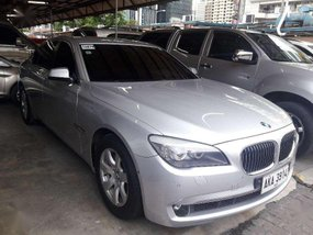 2010 BMW 730D Silver AT Diesel for sale